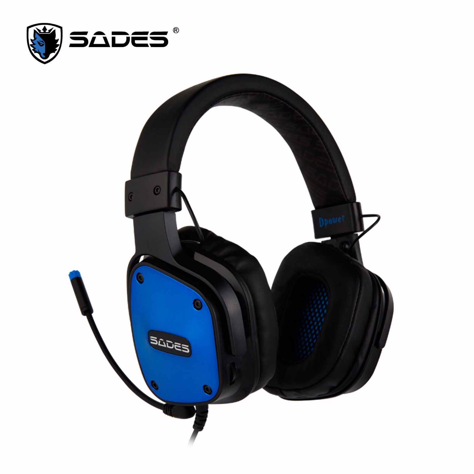 Sades Dpower Video Gaming Headset Usd395 T Power Sa 701
